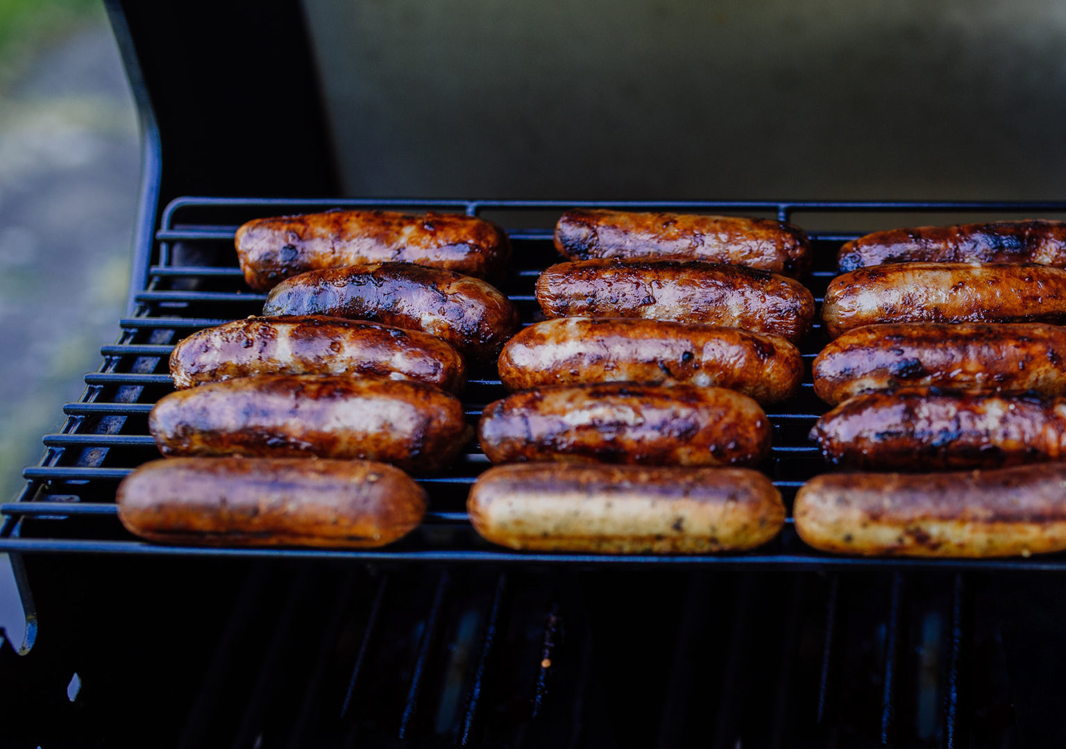 Anzac Day sausage sizzle at DYRSL